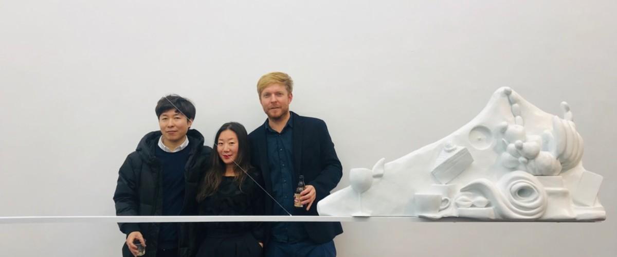 Korean Art in Berlin