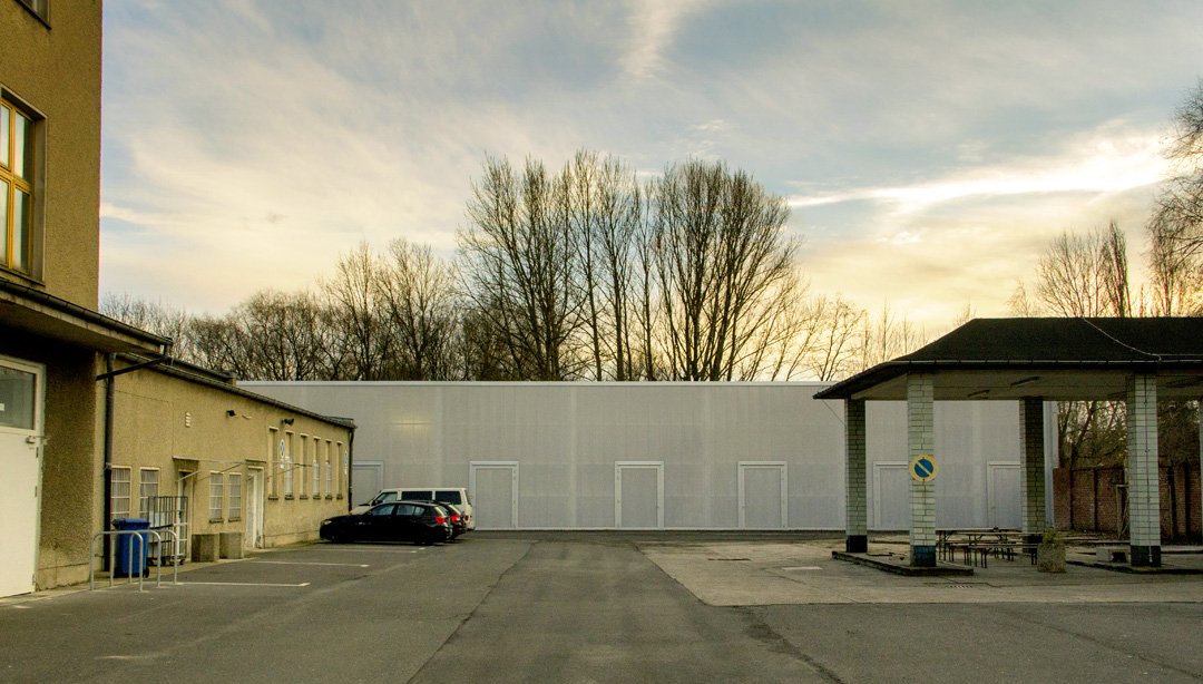 coGalleries-Artist-Residency-Berlin-Outside-Studio-View at FAHRBEREITSCHAFT.jpg<br />